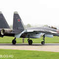 Le Bourget sztárjai 1. - Szu-35Sz Flanker
