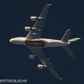 Emirates A380 A6-EDG