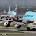 Korean Air Cargo Jumbo
