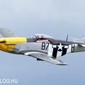"""Egy """"filmszínész"""" P-51D Mustang életútja"""