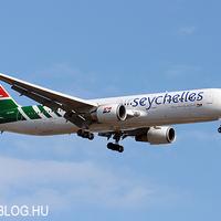 Kísért a múlt - Egykori MALÉV B767-es az Air Seychelles színeiben
