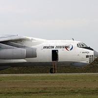 IL-76TD Candid szállítógép Kecskeméten