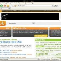 A Blog.hu és az Opera böngésző
