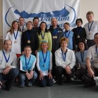 II. Balaton Szupermaraton - 2009.03.19-22.