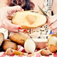 """Szuperolcsó """"rakott"""" krumpli, ahogy még soha nem csináltad"""