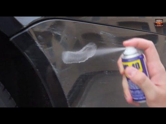 Autó polírozás karc eltűntetés