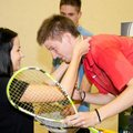 Amatőr Squash OB - 1. selejtező:
