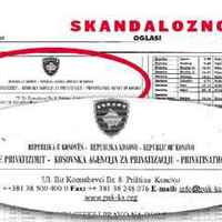Az évszázad szerb sajtóbakija - A Blic elismerte Koszovót