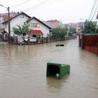 Özönvíz a Nyugat-Balkánon