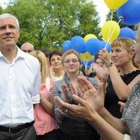 Boris Tadić Zentán kampányol – Élő! (olvasói)