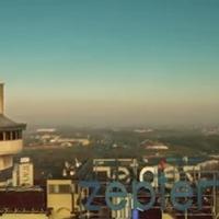 Belgrád a magasból, lélegzetelállító videoklipen