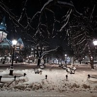 Mesébe illő téli képek Szabadkáról
