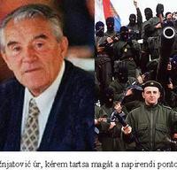 Példa a szerb civil kurázsira