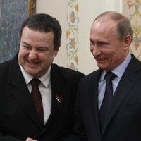 Putyinék csicskáztatták a szerb miniszterelnököt