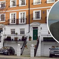 Nyolcmillió fontos londoni ingatlant titkolt el egy horvát állami cégvezető