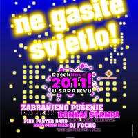 Szarajevói újévi Zabranjeno Pušenje koncert