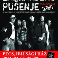 Pécsi Zabranjeno Pušenje koncert, 2011. március 5-én