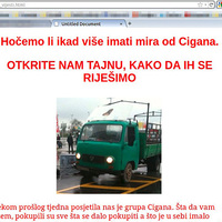 Cigányellenességgel vádolják a karlovaci hegymászókat