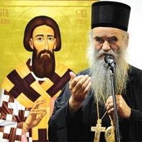 Gyűlöletbeszéd miatt fogták perbe Montenegró pravoszláv egyházfőjét