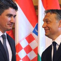 Jogállamok csatája: Horvátország – Magyarország 1:0