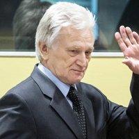 Hágában felmentették a Srebrenicáért és Zágráb lövetéséért 27 évre ítélt szerb tábornokot