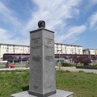 Elképesztő szobrot állítottak Gagarinnak Belgrádban