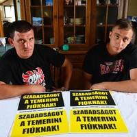 Breaking: Két temerini fiú ma szabadult!