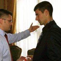 Novak Đoković befektetőket hozott Szerbiába