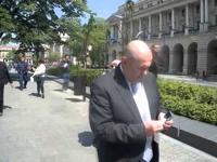 Bréking: itt van a videó a Pásztor István elleni támadásról