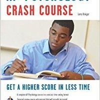 AP® Psychology Crash Course Book + Online (Advanced Placement (AP) Crash Course) Ebook Rar