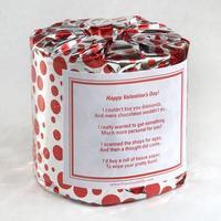 Valentin WC papír
