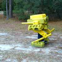 Lépegető robot