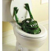 WC-szörny