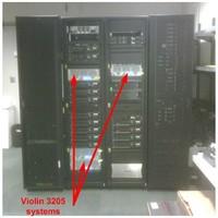 IBM Violin, 10 milliárd fájl 43 perc alatt