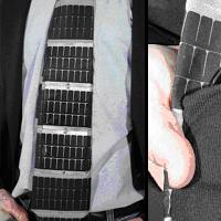 Napelemes nyakkendő