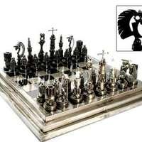 Újrahasznosított sakk