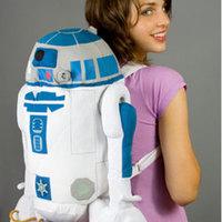 Plüss R2D2 hátizsák