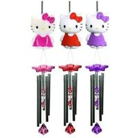 Hello Kitty szélcsengő