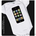 iPhone a babának