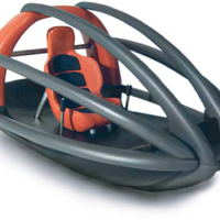 Speedracer szánkó