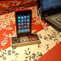 NES iPhone dokkoló