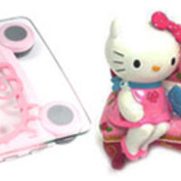 Hello Kitty mérleg megmondja a frankót!