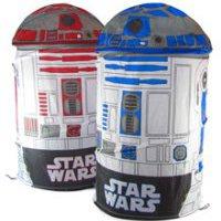 R2-D2 szennyes tartó