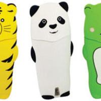 Panda, tigris és a béka