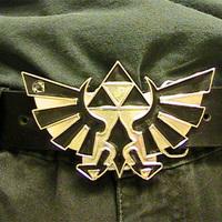 Zelda, az övcsat