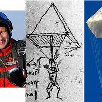 Da Vinci ejtőernyő