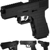 LEGO Glock 17 pisztoly
