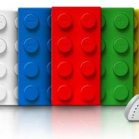 LEGO mp3 lejátszó