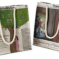 Újságpapír termékek