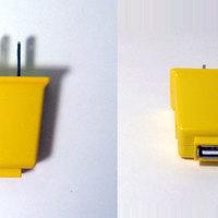 Liliputi iPod töltő